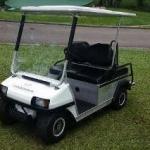 Carrinho de golfe elétrico sp