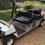 Comprar carrinho de golfe usado