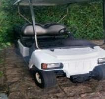 Carrinho de golfe elétrico