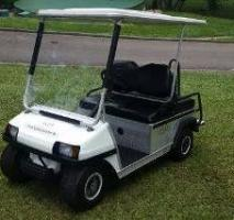 Manutenção carrinho de golfe